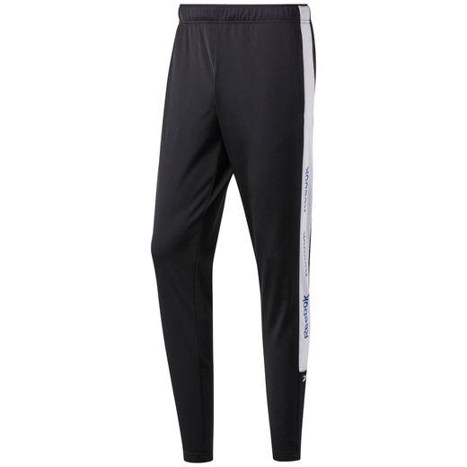 Pantalon-Para-Hombre-Reebok-TE-Linear-Logo-Track